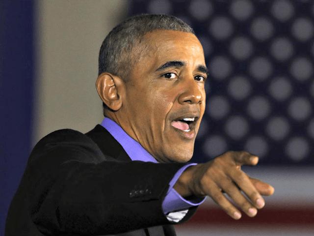 Barack Obama Points