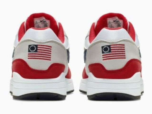 Betsy Ross Nike shoes