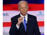Biden Dem Debate