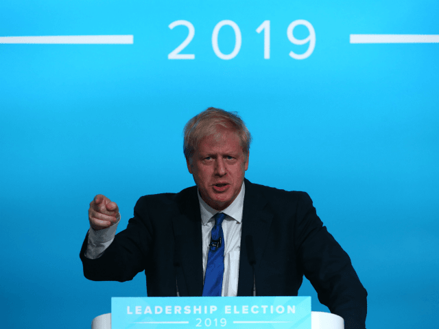 Brexit Party backing Wetherspoon boss says Boris Johnson will be 'useful' PM
