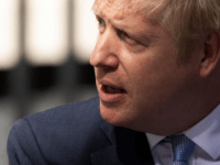 Boris Johnson Close