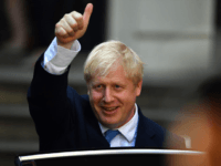 Boris Johnson Thumbs 2