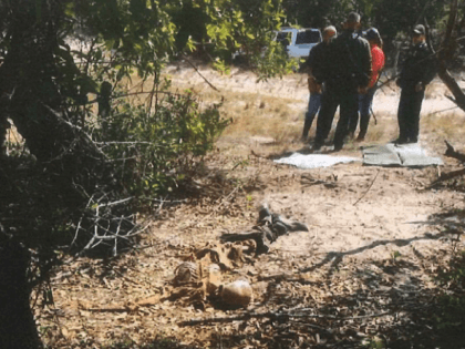 Deceased migrant 27 for Brooks County, Texas, in 2019. (Photo: Brooks County Sheriff's Office)