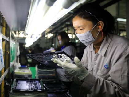 Facing Slave Labor Reports, China Claims 98% of Large Industrial Businesses Are Back at Work