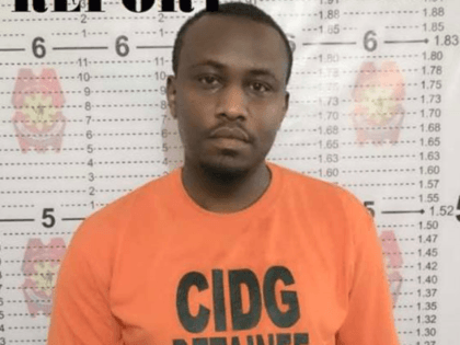 The mugshot of Kenyan national Cholo Abdi Abdullah, arrested in the Philippines. July 1, 2019
