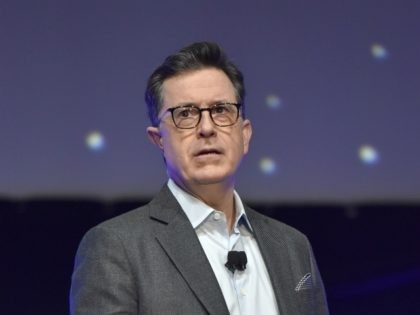 Stephen Colbert in New Zealand: I'm Not Proud of My Country