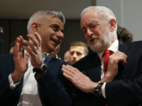 Corbyn, Khan, Among UK Politicians to Sign Letter Accusing Trump of 'Unashamed Racism' Against 'The Squad'