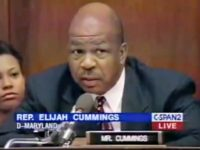 Cummings Calls Baltimore Drug-Infested