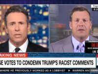 Watch: CNN's Cuomo, Kobach Spar Over Trump Tweets