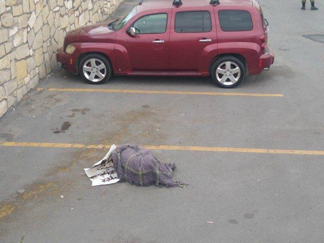 El Rojo Murder