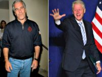 Court documents against Epstein show that he once had 21 private email addresses and phone numbers for Clinton and an aide.PatrickMcMullan; Getty Images