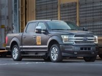 Watch: Electric Ford F-150 Pickup Prototype Tows a Million Pounds