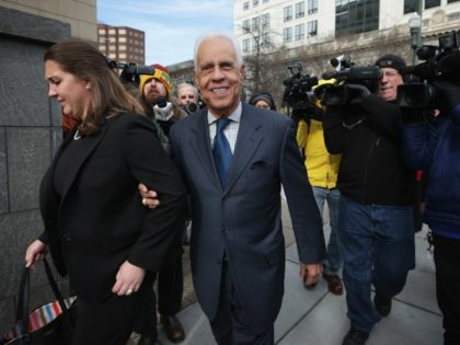 Former Virginia Governor L. Douglas Wilder