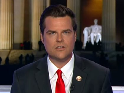Rep. Matt Gaetz on FNC, 7/16/2019