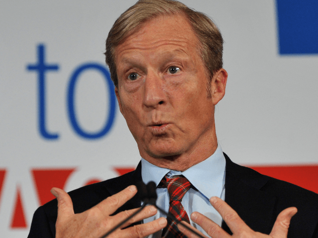 Revealed: Tom Steyer's Firm Funded Coal Plants in Australia, China, and Indonesia