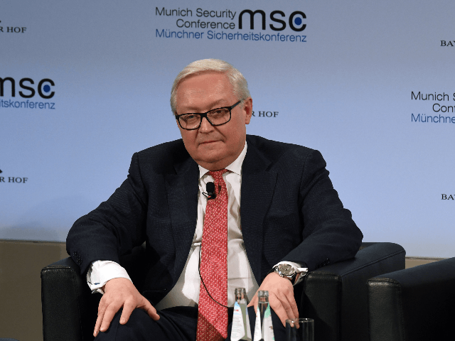Russia's Deputy Foreign Minister Sergei Ryabkov attends a panel discussion during the 55th Munich Security Conference in Munich, southern Germany, on February 16, 2019. - The 2019 edition of the Munich Security Conference (MSC) takes place from February 15 to 17, 2019. (Photo by Christof STACHE / AFP) (Photo credit …