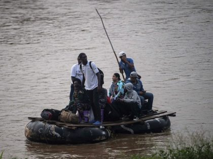 African Migrants - PEDRO PARDO/AFP/Getty Images