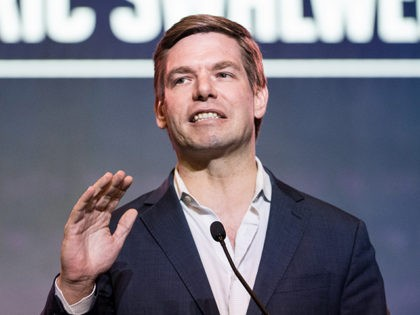 Swalwell: Report on Election Interference 'Trying to Conflate Threats' on China, Iran, and Russia 'to Protect' Trump