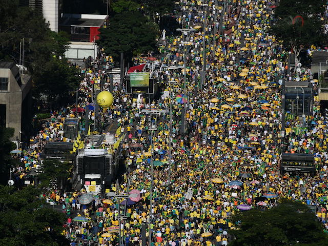 NELSON ALMEIDA/AFP/Getty Images