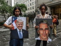 Corp Media Push Trump-Jeffrey Epstein Conspiracies Without Evidence