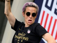Rapinoe: Trump's 'Crazy' Tweets About Me 'United Everyone Around Us'