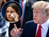 Donald Trump Thanks 'Vicious' Alexandria Ocasio-Cortez for Approval Bump
