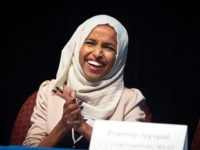 Ilhan Omar Defiant at Town Hall: 'We Are Not Going to Lie Down'
