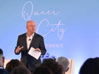 President of CNN Worldwide Jeff Zucker speaks during QUEER CITY: A CNN Experience on June 27, 2019 in New York City. 622001 (Photo by Mike Coppola/Getty Images for CNN)