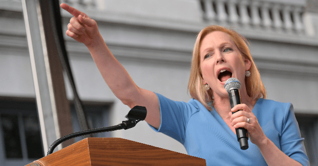 Gillibrand: 'I Don't Think' Anyone Could Unite America like Chuck Schumer