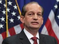 Alexander Acosta Resigning as Labor Secretary Amid Epstein Saga