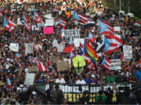 Fed-up Puerto Ricans March Demanding Governor Ricardo Rosselló Resign