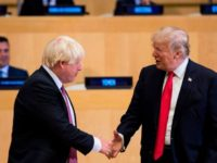 Trump Welcomes Prime Minister Boris Johnson: 'He Will Be Great!'