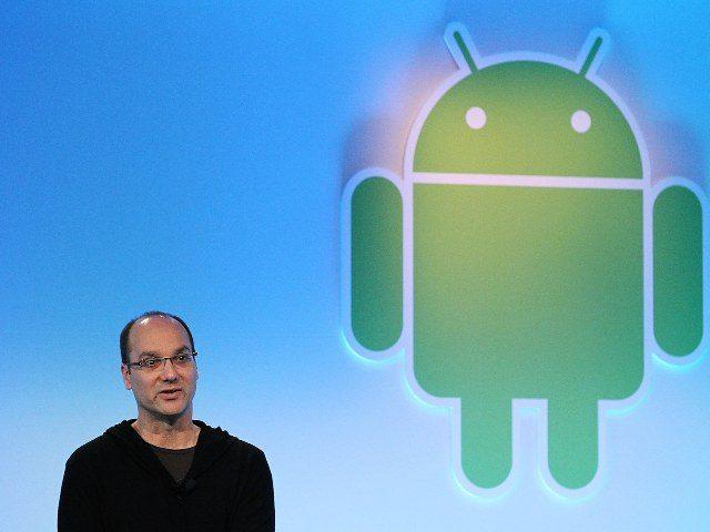 Google Android creator Andy Rubin