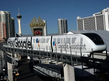 Google train