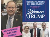 Greg Murphy Wins @WomenforTrump