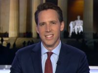 Josh Hawley: 'Burden' of U.S. Forever Wars Falls 'Disproportionately' on 'Working-Class' Americans