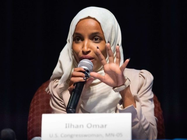 Ilhan Omar (Kerem Yucel / AFP / Getty)