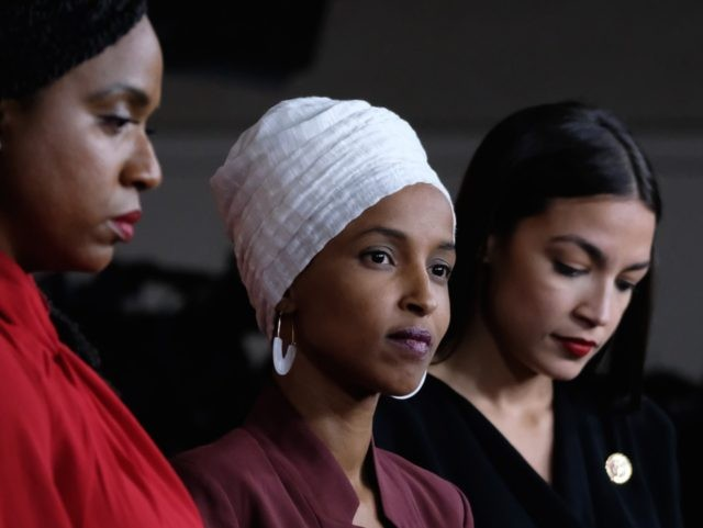 Ilhan Omar (Alex Wroblewsk / Getty)