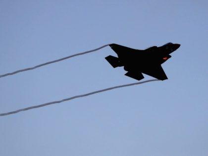 Israel F-35 (Jack Guez / AFP / Getty)