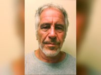 This March 28, 2017 image provided by the New York State Sex Offender Registry shows Jeffrey Epstein. The wealthy financier pleaded not guilty in federal court in New York on Monday, July 8, 2019, to sex trafficking charges following his arrest over the weekend. Epstein will have to remain behind …