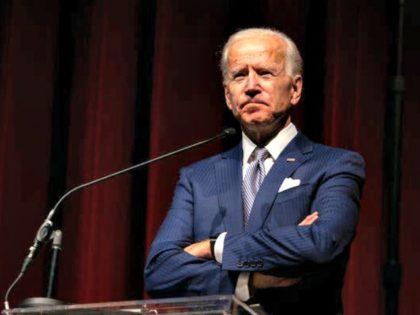 Joe Biden Arms Crossed