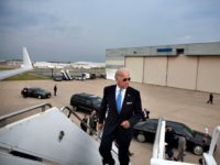 Joe Biden Boards Plane
