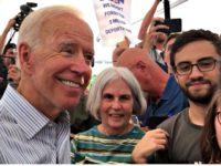 Joe Biden Smirks Over Apology Request