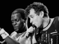 Johnny Clegg (AFP / Getty)