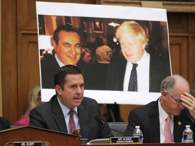 Joseph Mifsud and Devin Nunes (Chip Somodevilla / Getty)