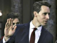 Josh Hawley: 'Liberal Language Police' Lost Their Minds over 'Cosmopolitan' Scandal