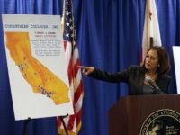 Kamala Harris California (Justin Sullivan / Getty)