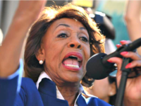 U.S. Rep. Maxine Waters (D-Calif.) speaks at a protest against U.S. President Donald Trump's National Emergency declaration, February 18, 2019, outside City Hall in Los Angeles, California. - The event is part of a nationwide mobilization in response to Trumps's invoking of a national emergency to receive more funding for …