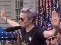 Rapinoe: We Have to Love More, Hate Less, Calls NYC Motherf—ing Best
