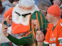 Watch: University of Miami Students Sign Hoax Petition to Ban 'Offensive' Hurricanes Mascot